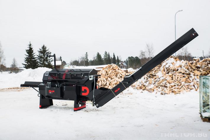 Машини за дърводобив PALAX D360 Ergo 1