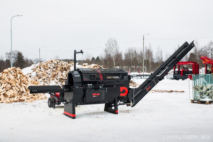 Машини за дърводобив PALAX D360 Ergo 2