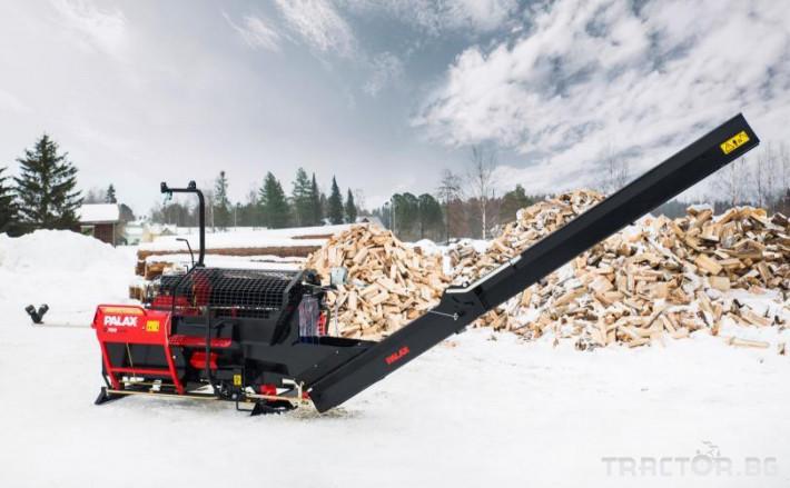Машини за дърводобив PALAX C700 Combi - с диск 700мм. 0 - Трактор БГ