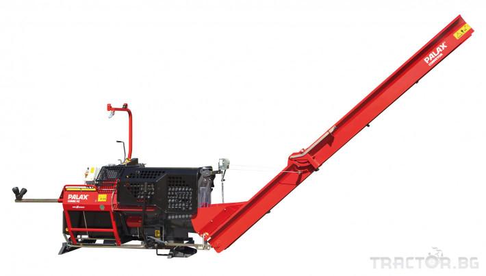 Машини за дърводобив PALAX C700 Combi - с диск 700мм. 1 - Трактор БГ