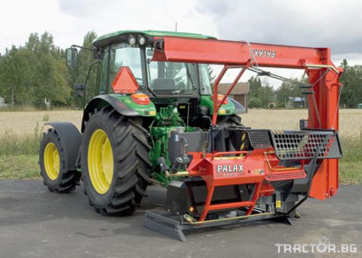 Машини за дърводобив PALAX C700 Combi - с диск 700мм. 2 - Трактор БГ