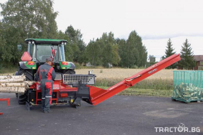 Машини за дърводобив PALAX C700 Combi - с диск 700мм. 3 - Трактор БГ