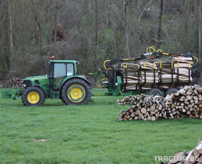 Машини за дърводобив FARMA CT 6,3-9 1 - Трактор БГ
