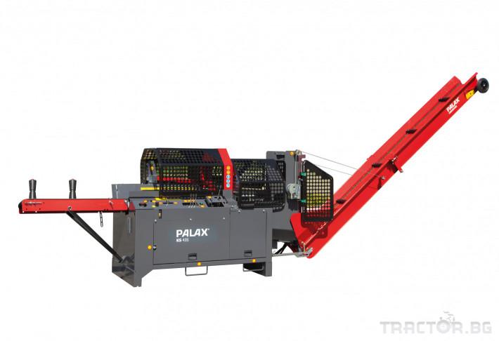Машини за дърводобив PALAX KS45 s 0 - Трактор БГ