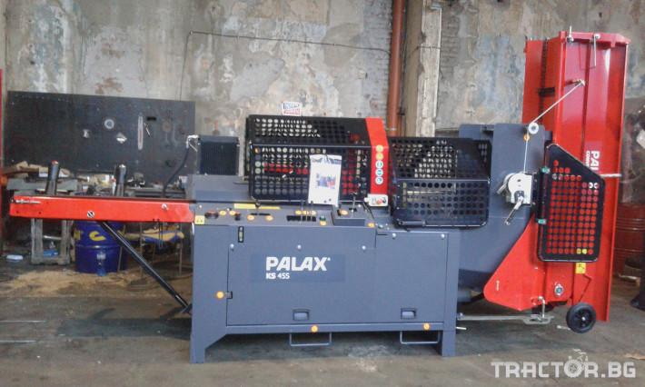 Машини за дърводобив PALAX KS45 s 1 - Трактор БГ