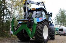КРАН FARMA C7,0 - 7 метра, за монтаж на трактор