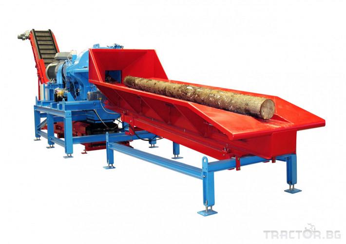 Машини за дърводобив Дробилка LAIMET – LS 230 M IE LW S 6