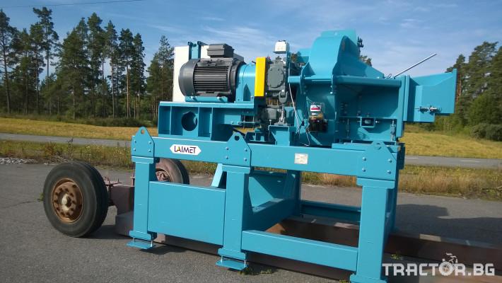 Машини за дърводобив Дробилка LAIMET – LS 230 M IE LW S 0