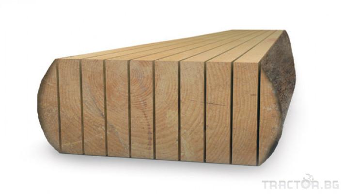 Машини за дърводобив Касетъчен трион LOGOSOL (Швеция) 7