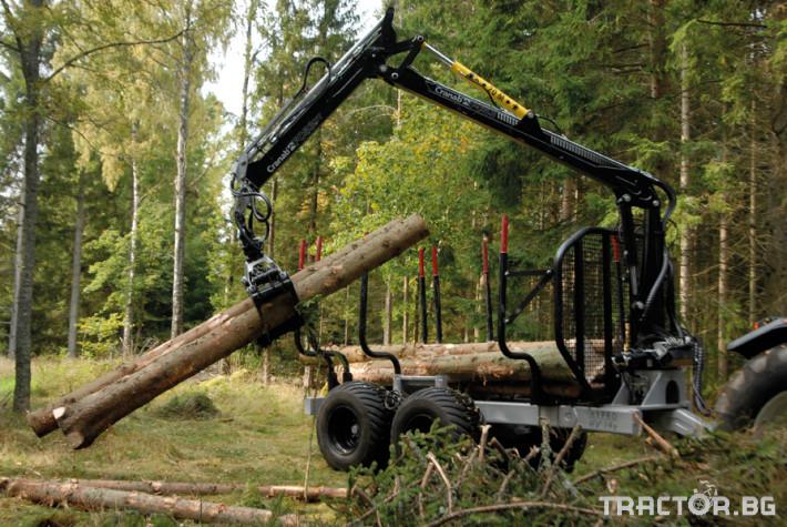 Машини за дърводобив HYPRO HV14 1
