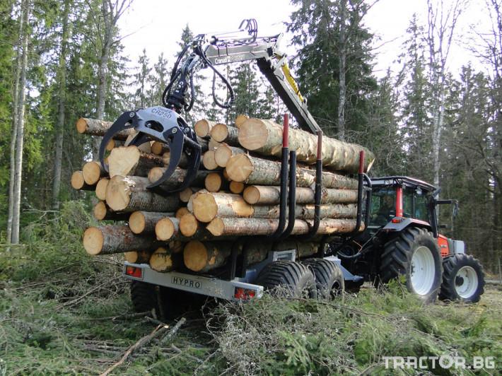 Машини за дърводобив HYPRO HV14 2