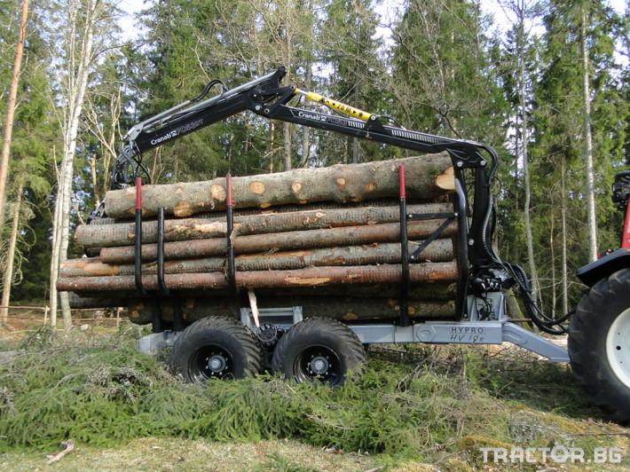 Машини за дърводобив HYPRO HV14 3