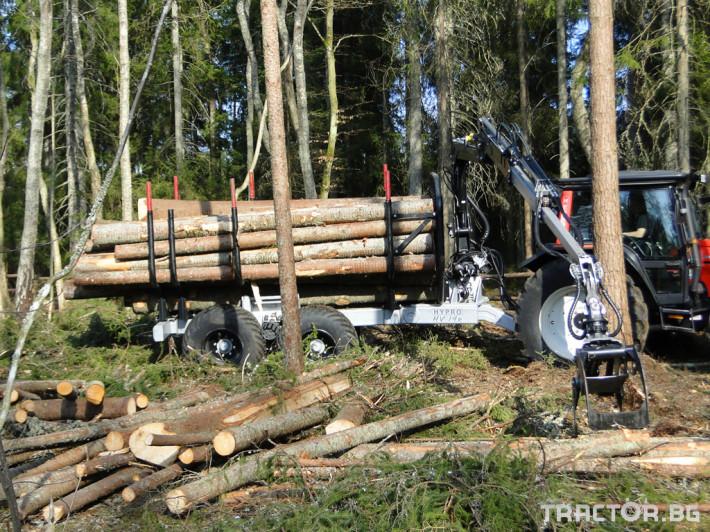 Машини за дърводобив HYPRO HV14 4