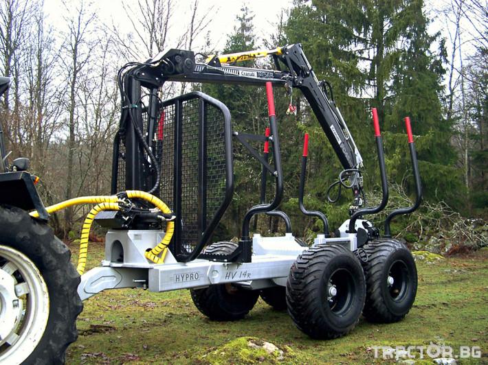 Машини за дърводобив HYPRO HV14 5
