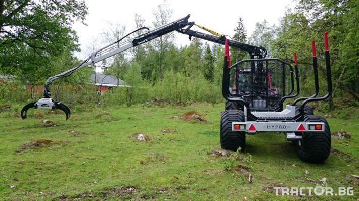 Машини за дърводобив HYPRO HV14 9