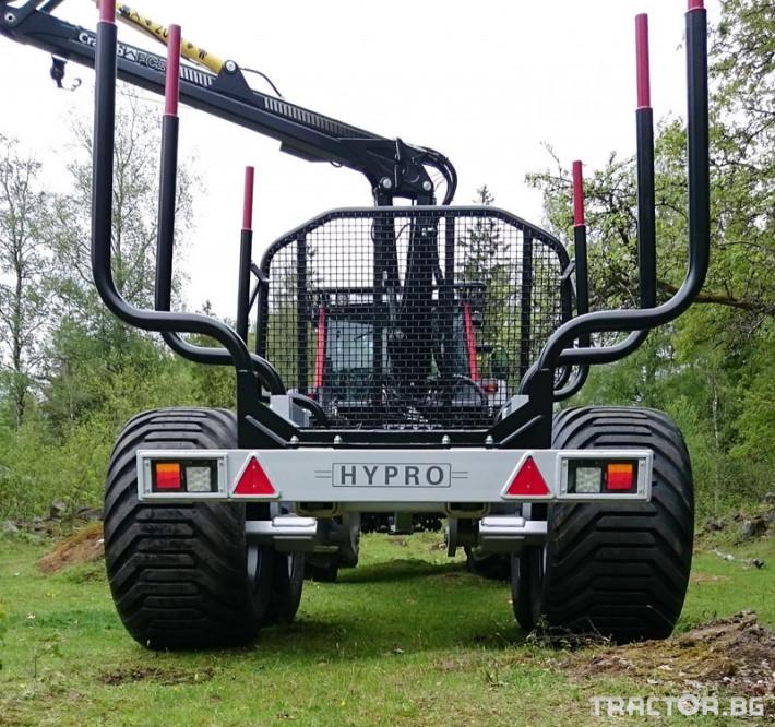 Машини за дърводобив HYPRO HV14 10