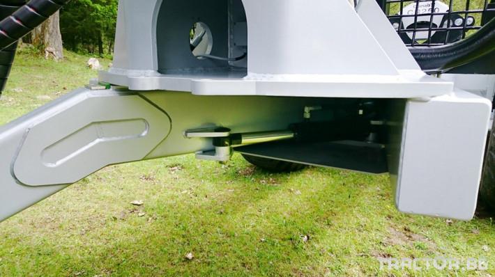 Машини за дърводобив HYPRO HV14 12
