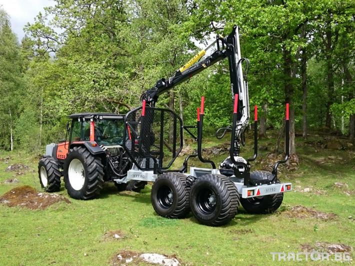 Машини за дърводобив HYPRO HV14 14