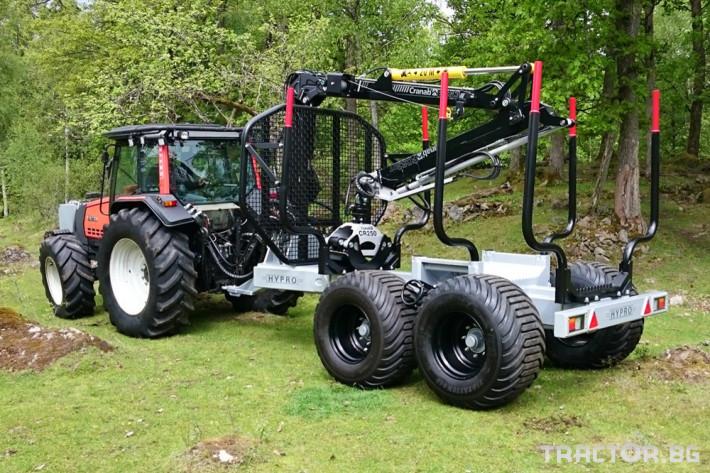 Машини за дърводобив HYPRO HV14 15