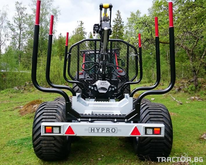 Машини за дърводобив HYPRO HV14 16