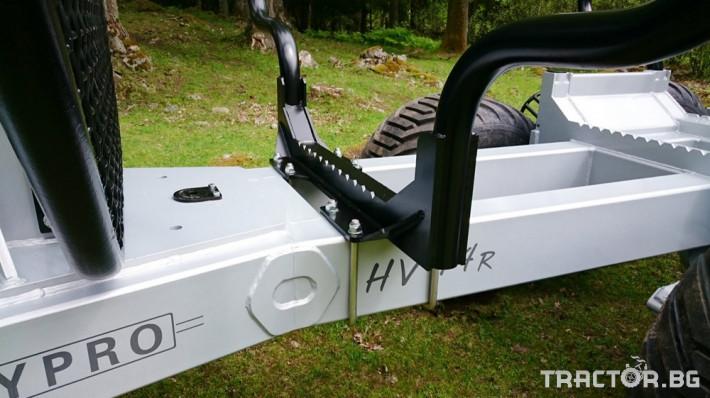 Машини за дърводобив HYPRO HV14 17