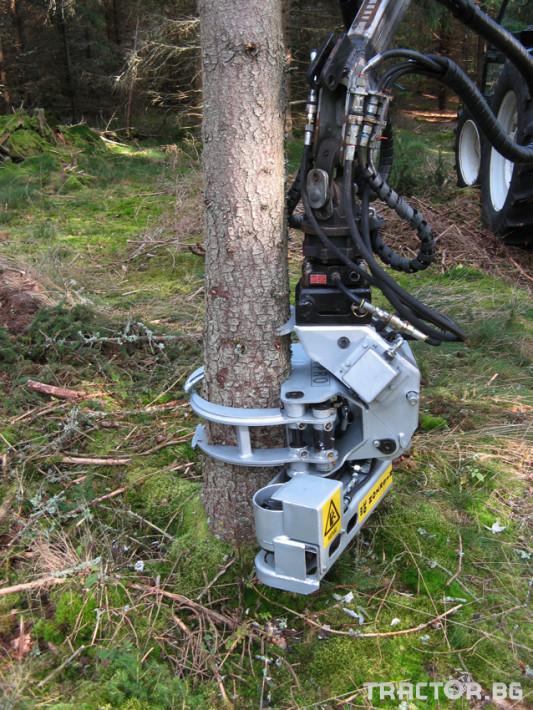 Машини за дърводобив Поваляща глава HYPRO  FG45 0