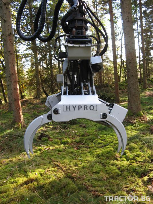 Машини за дърводобив Поваляща глава HYPRO  FG45 5